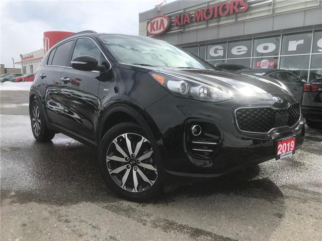 2019 Kia Sportage EX PREMIUM | DEMO | SAVE $$$ | (Stk: DEMOSXP) in Georgetown - Image 2 of 30