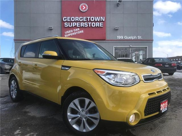 2015 Kia Soul EX+ | LOW KM'S | HTD SEATS | WIRELESS CONNECTIVITY (Stk: P11860) in Georgetown - Image 2 of 26