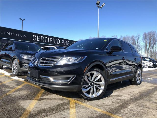2016 Lincoln MKX Reserve (Stk: P8692) in Barrie - Image 1 of 30