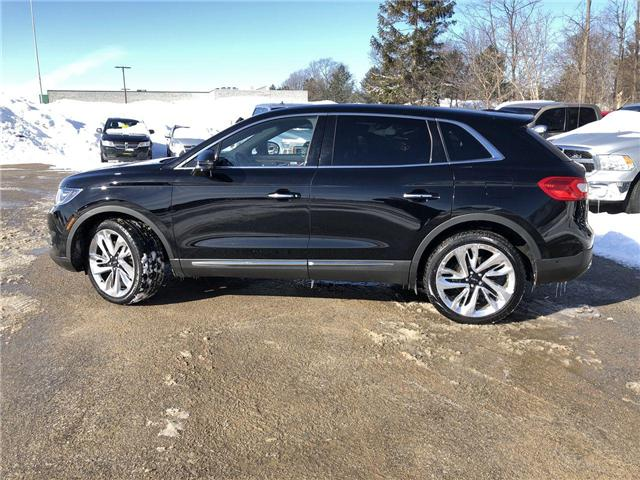 2016 Lincoln MKX Reserve (Stk: P8692) in Barrie - Image 2 of 30