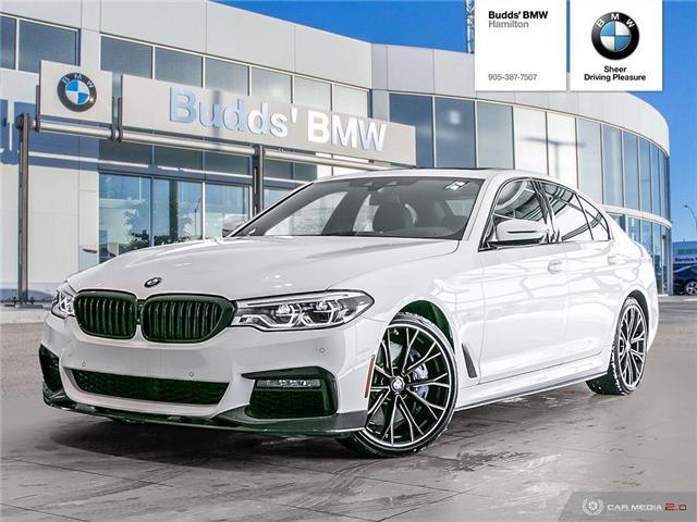 2019 BMW 540i xDrive (Stk: B72606) in Hamilton - Image 1 of 27