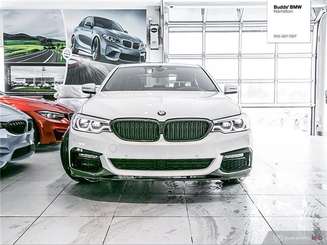 2019 BMW 540i xDrive (Stk: B72606) in Hamilton - Image 2 of 27