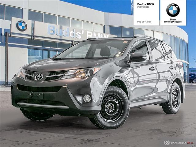 2015 Toyota RAV4 Limited (Stk: T77277A) in Hamilton - Image 1 of 25
