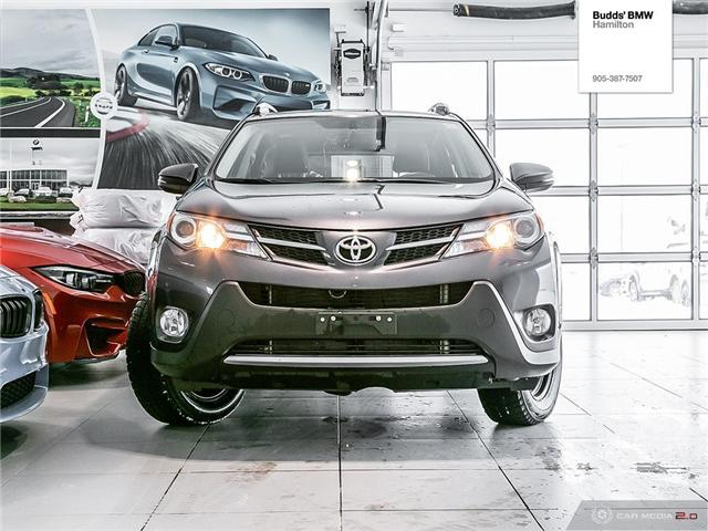2015 Toyota RAV4 Limited (Stk: T77277A) in Hamilton - Image 2 of 25