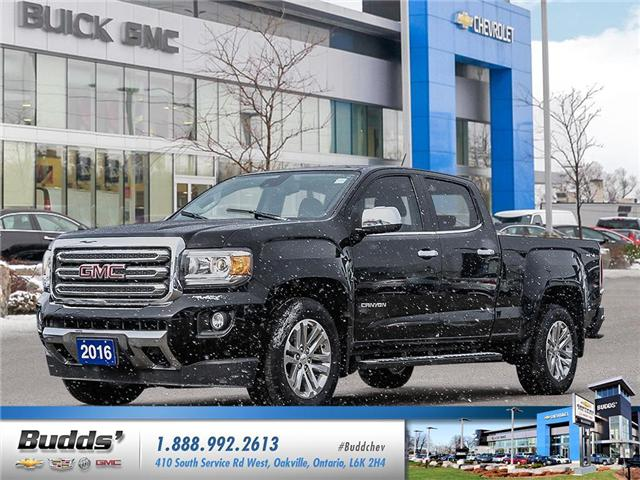 2016 GMC Canyon SLT (Stk: X49053A) in Oakville - Image 1 of 25