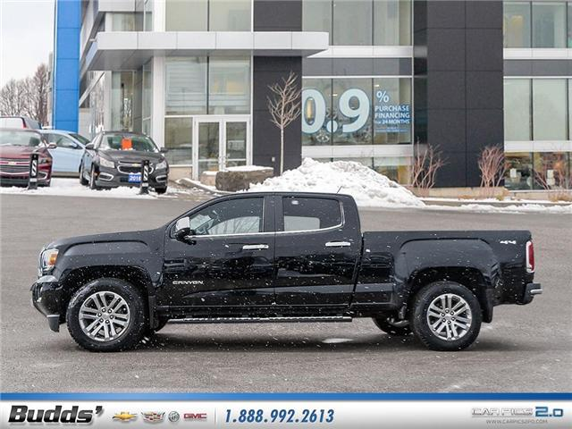 2016 GMC Canyon SLT (Stk: X49053A) in Oakville - Image 2 of 25