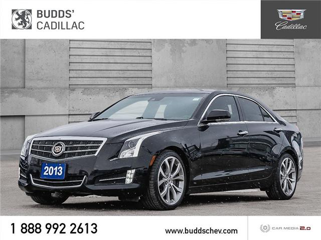 2013 Cadillac ATS 2.0L Turbo Performance (Stk: XT7099T) in Oakville - Image 1 of 25