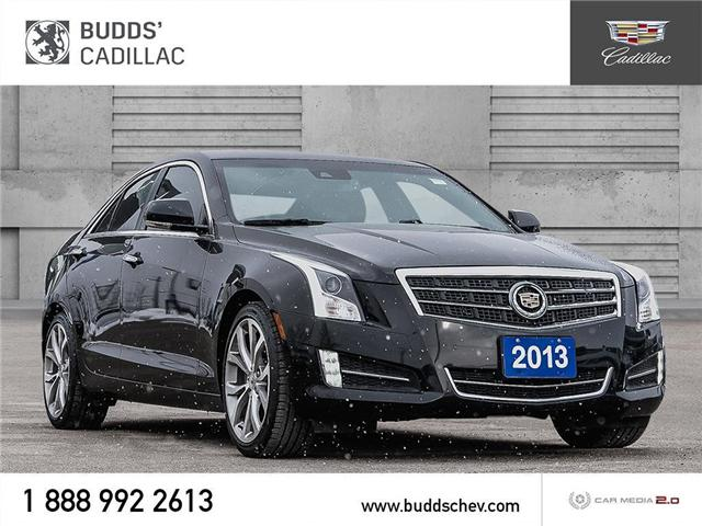 2013 Cadillac ATS 2.0L Turbo Performance (Stk: XT7099T) in Oakville - Image 7 of 25