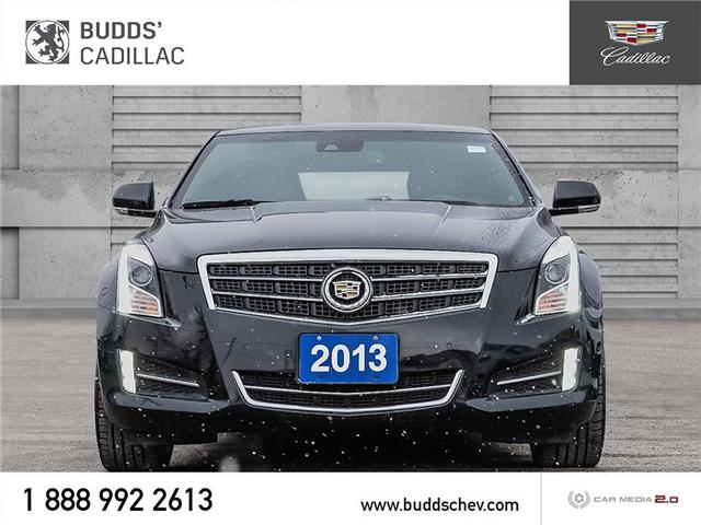 2013 Cadillac ATS 2.0L Turbo Performance (Stk: XT7099T) in Oakville - Image 8 of 25