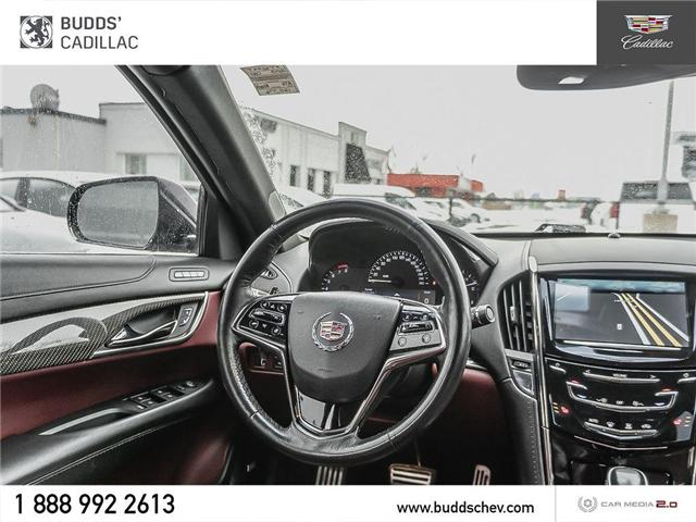 2013 Cadillac ATS 2.0L Turbo Performance (Stk: XT7099T) in Oakville - Image 9 of 25