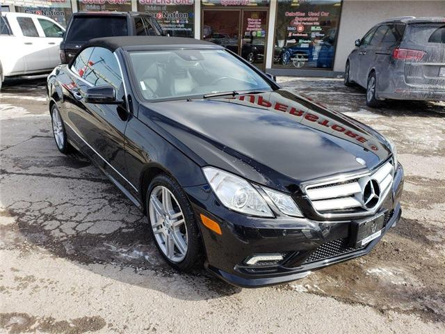 2011 Mercedes-Benz E-Class E350 | AIR SCARF | NAV | SPRING IS COMING (Stk: P11889) in Oakville - Image 2 of 21