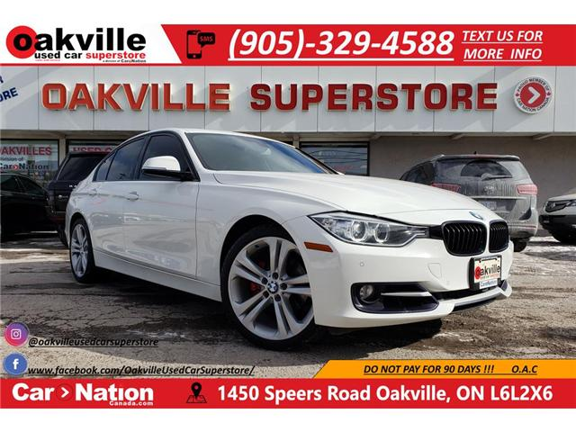 2014 BMW 328i SPORT xDrive | B/U CAMERA | NAV | SUNROOF | LED (Stk: P11892) in Oakville - Image 1 of 24