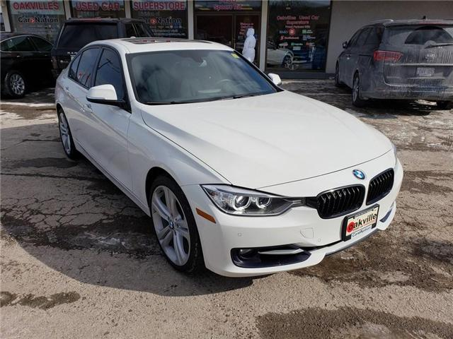 2014 BMW 328i SPORT xDrive | B/U CAMERA | NAV | SUNROOF | LED (Stk: P11892) in Oakville - Image 2 of 24