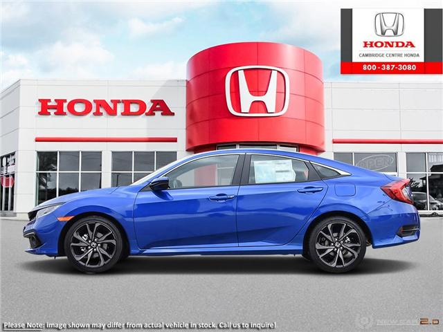2019 Honda Civic Sport (Stk: 19526) in Cambridge - Image 3 of 24