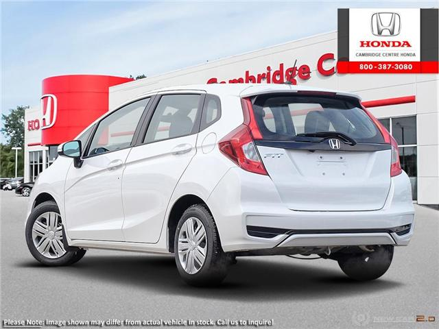 2019 Honda Fit LX (Stk: 19412) in Cambridge - Image 4 of 24