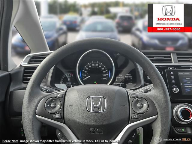 2019 Honda Fit LX (Stk: 19412) in Cambridge - Image 14 of 24