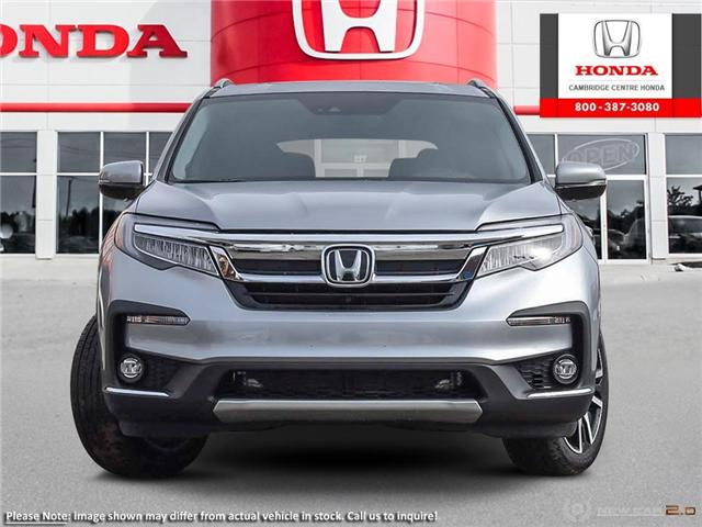 2019 Honda Pilot Touring (Stk: 19167) in Cambridge - Image 2 of 24