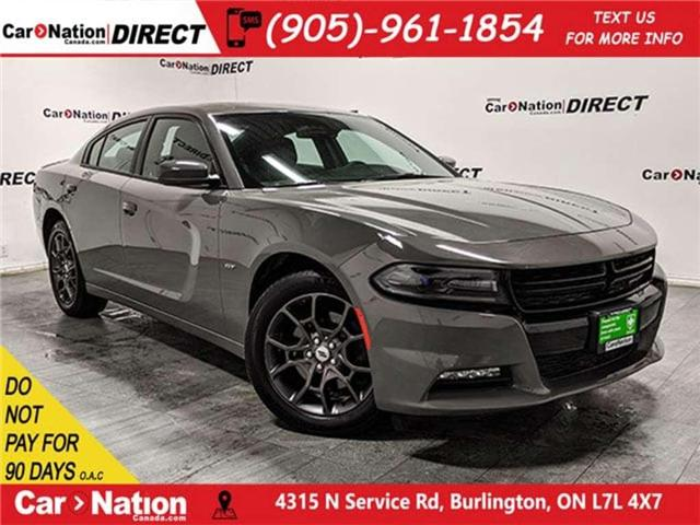 2018 Dodge Charger GT (Stk: DRD2100) in Burlington - Image 1 of 30