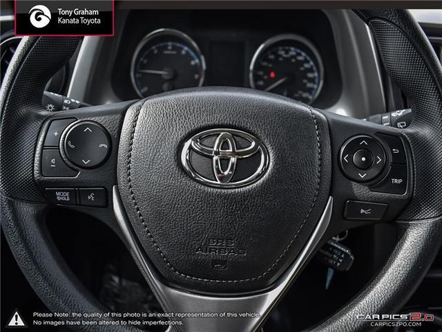 2018 Toyota RAV4 LE (Stk: B2842) in Ottawa - Image 14 of 28