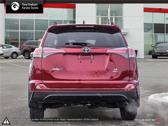 2018 Toyota RAV4 LE (Stk: B2843) in Ottawa - Image 5 of 27