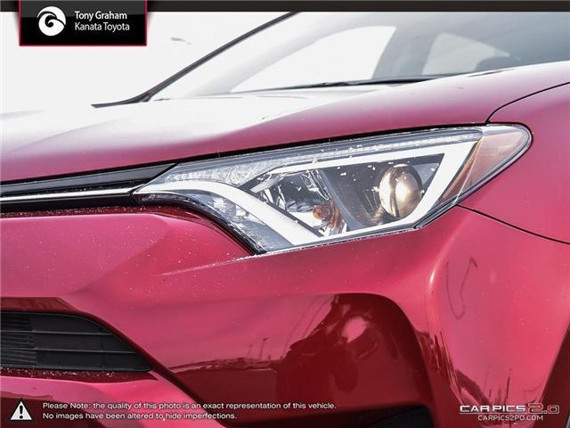 2018 Toyota RAV4 LE (Stk: B2843) in Ottawa - Image 10 of 27