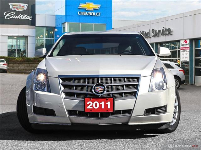 2011 Cadillac CTS 3.0 (Stk: R12073) in Toronto - Image 2 of 26