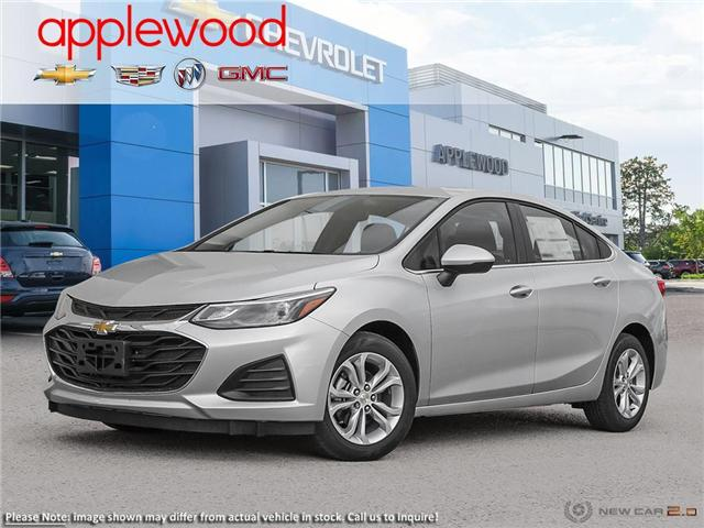 2019 Chevrolet Cruze LT (Stk: C9J059) in Mississauga - Image 1 of 24