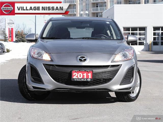 2011 Mazda Mazda3 GX (Stk: 80938A) in Unionville - Image 2 of 27
