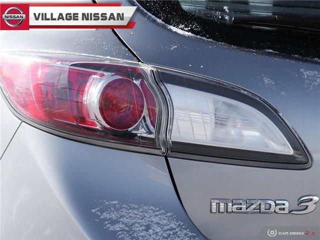2011 Mazda Mazda3 GX (Stk: 80938A) in Unionville - Image 12 of 27