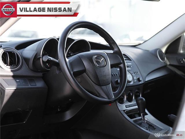 2011 Mazda Mazda3 GX (Stk: 80938A) in Unionville - Image 13 of 27