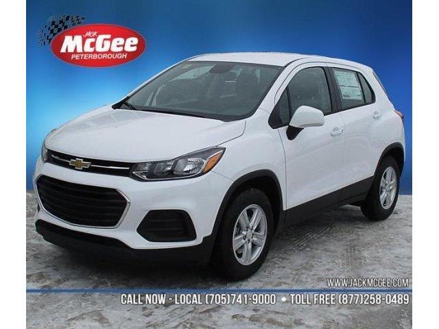 2019 Chevrolet Trax LS (Stk: 19392) in Peterborough - Image 1 of 3