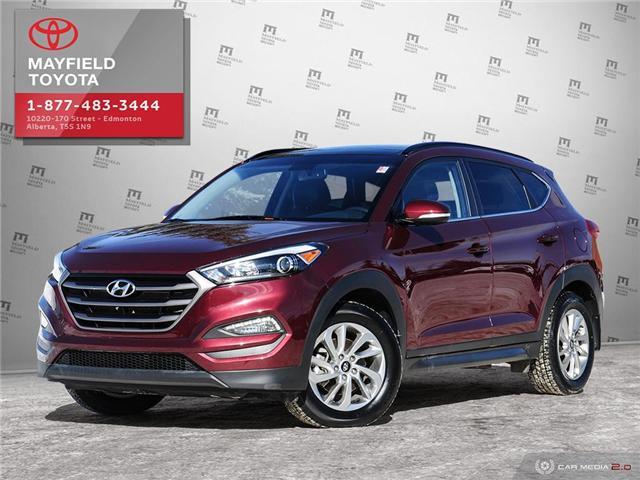 2016 Hyundai Tucson Premium (Stk: 1802651C) in Edmonton - Image 1 of 19