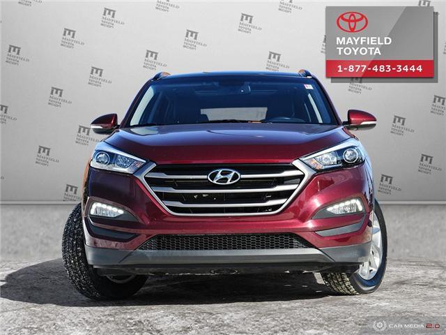 2016 Hyundai Tucson Premium (Stk: 1802651C) in Edmonton - Image 2 of 19
