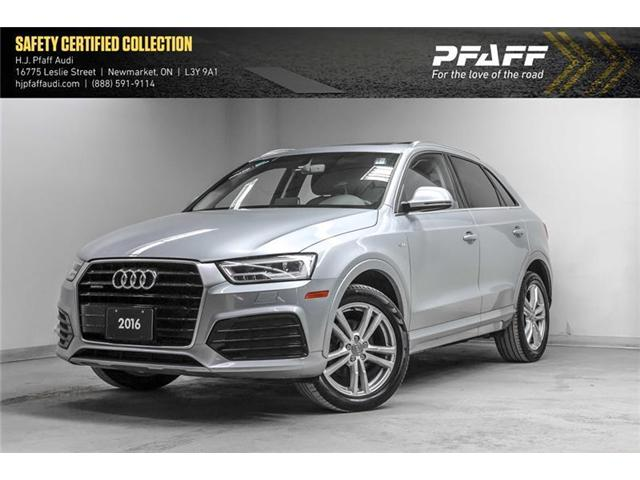2016 Audi Q3 2.0T Technik (Stk: 53148) in Newmarket - Image 1 of 22