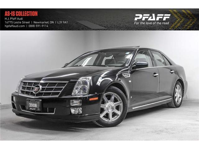 2008 Cadillac STS V6 (Stk: A11897A) in Newmarket - Image 1 of 22