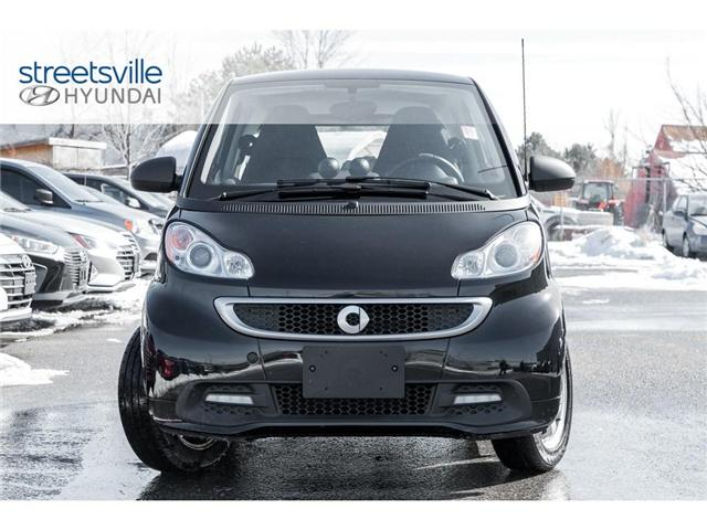 2013 Smart Fortwo  (Stk: P0623) in Mississauga - Image 2 of 17