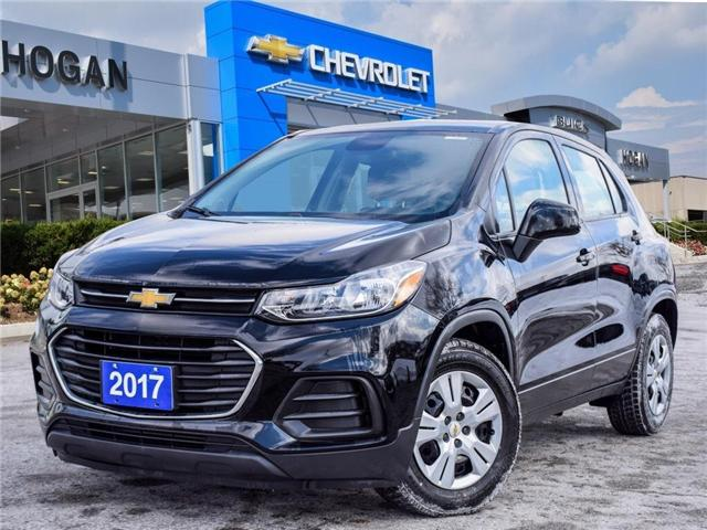 2017 Chevrolet Trax LS (Stk: A134561) in Scarborough - Image 1 of 23