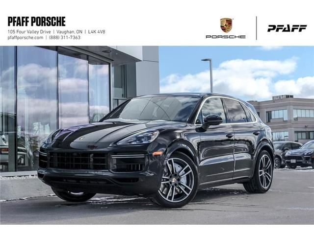 2019 Porsche Cayenne Turbo (Stk: P13807) in Vaughan - Image 1 of 21