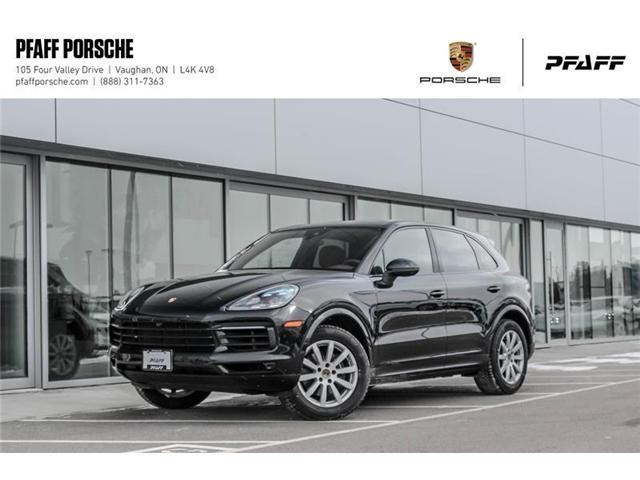 53d01df5b37d 2019 Porsche Cayenne (Stk  P13386) in Vaughan - Image 1 of 19