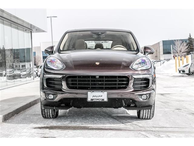 2018 Porsche Cayenne Platinum Edition (Stk: P12194) in Vaughan - Image 2 of 21