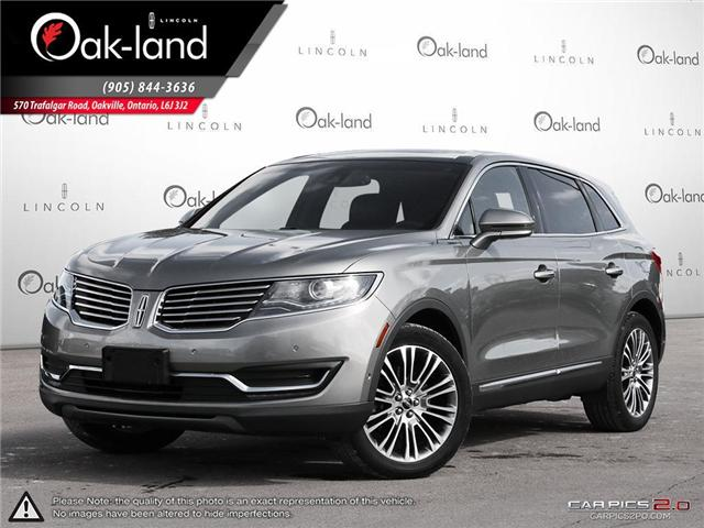 2016 Lincoln MKX Reserve (Stk: 9X021A) in Oakville - Image 1 of 27