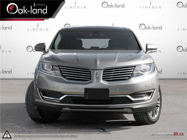 2016 Lincoln MKX Reserve (Stk: 9X021A) in Oakville - Image 2 of 27