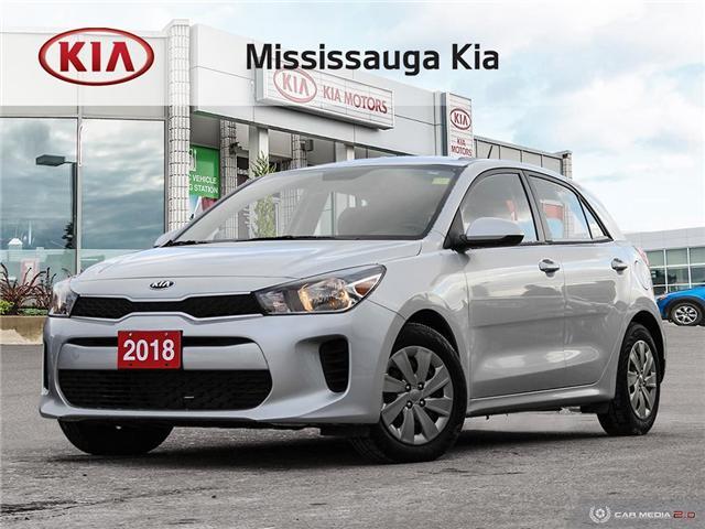 2018 Kia Rio5 LX+ (Stk: 20472P) in Mississauga - Image 1 of 27