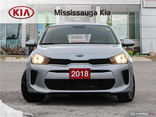 2018 Kia Rio5 LX+ (Stk: 20472P) in Mississauga - Image 2 of 27