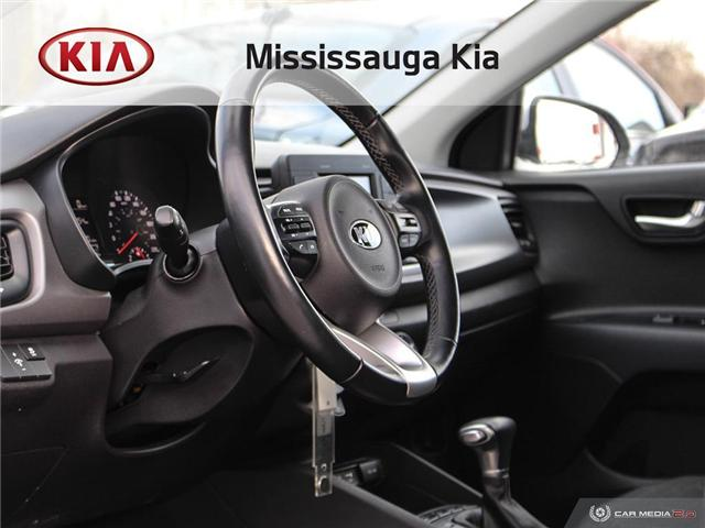 2018 Kia Rio5 LX+ (Stk: 20472P) in Mississauga - Image 13 of 27