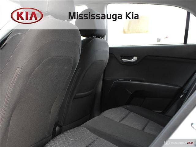 2018 Kia Rio5 LX+ (Stk: 20472P) in Mississauga - Image 24 of 27