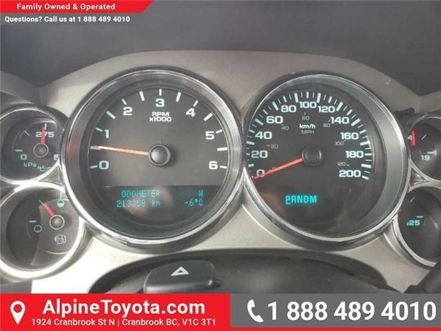 2009 Chevrolet Silverado 1500 LT (Stk: X041530A) in Cranbrook - Image 13 of 15