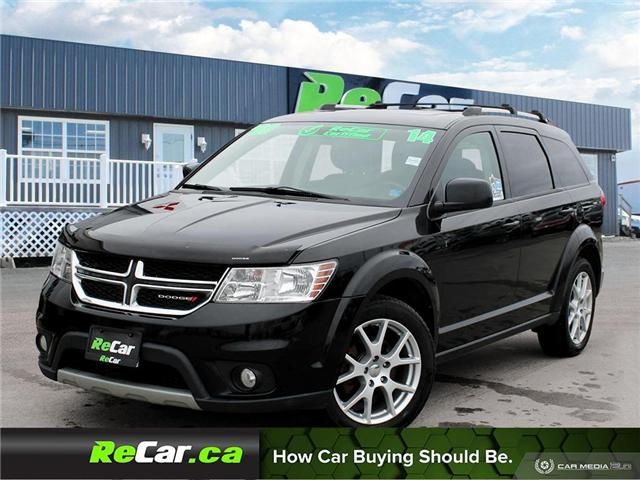 2014 Dodge Journey SXT (Stk: 181185A) in Fredericton - Image 1 of 28