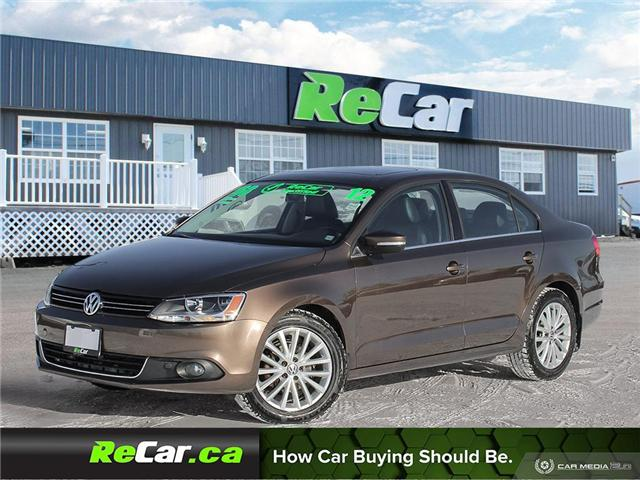 2012 Volkswagen Jetta 2.0 TDI Highline (Stk: 190087A) in Fredericton - Image 1 of 25