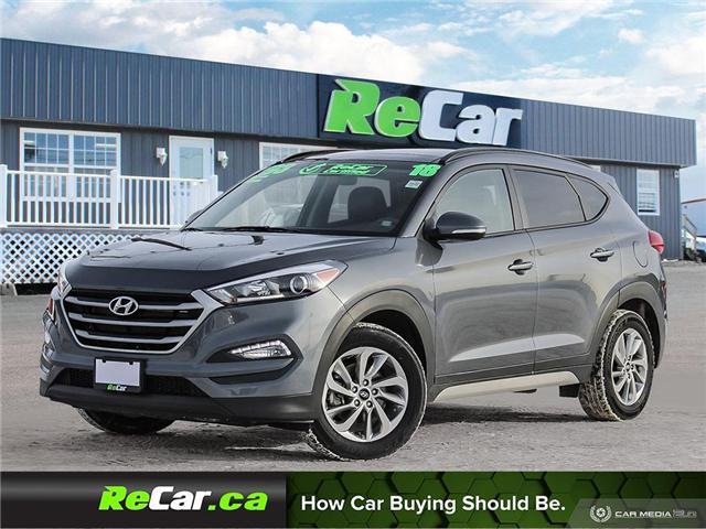2018 Hyundai Tucson SE 2.0L (Stk: 190061A) in Fredericton - Image 1 of 25